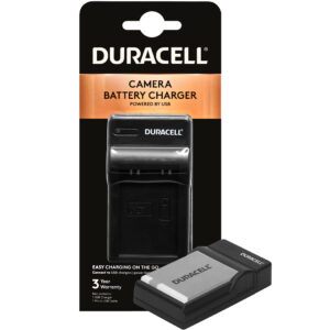 Duracell USB charger for Canon NB-6L Battery in its packaging