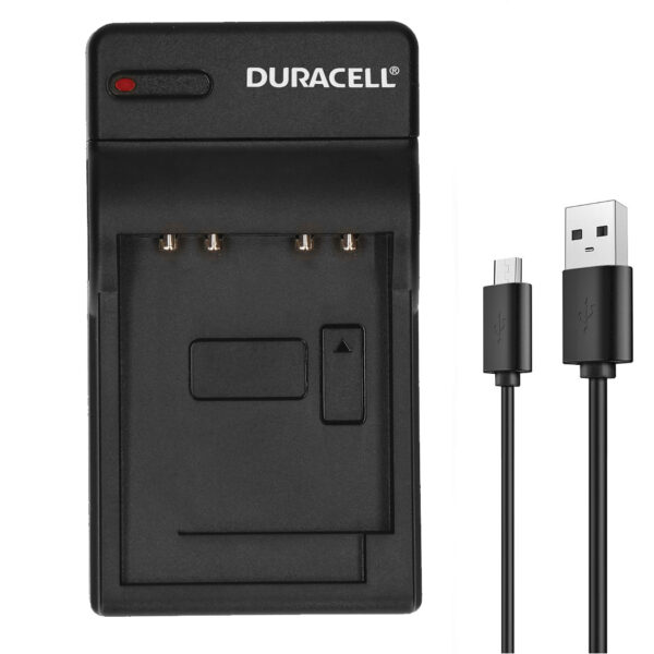 Duracell USB charger for Canon NB-6L Battery product face