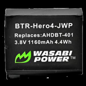 GoPro Hero 4 Battery