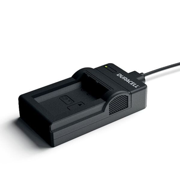 Duracell USB charger for Sony NP-FW50 Battery unboxed and assembled