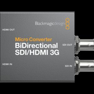 BiDirectional SDI/HDMI Micro Converter face