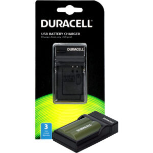 Duracell USB charger for Canon BP-511 Battery in its packaging