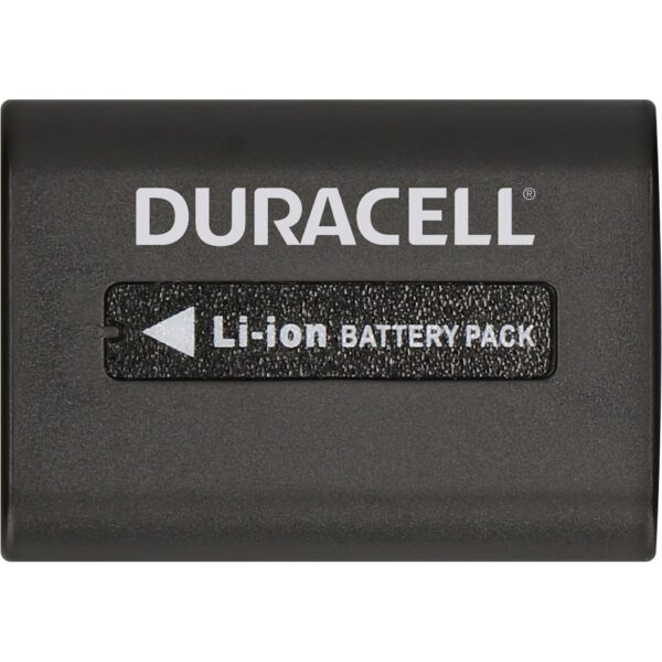 Replacement Sony NP-FV70 and NP-FV90 Battery Face View