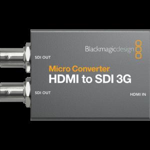 Micro Converter HDMI to SDI Face