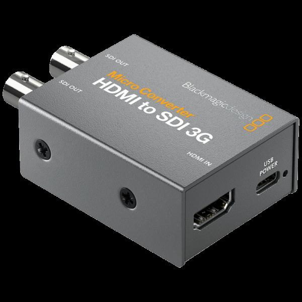Micro Converter HDMI to SDI ports