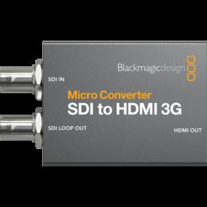 Micro Converter SDI to HDMI Face